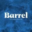 UT Barrel font. Un proyecto de Diseño y Diseño tipográfico de Wete - 07.01.2021