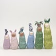 New Sculptures . A Design, Character Design, Painting, Sculpture, and Ceramics project by Sandra Apperloo - 01.07.2021