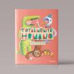 Totalmente humano / Editorial Santillana. Un proyecto de Ilustración, Ilustración digital e Ilustración infantil de Bruno Valasse - 01.05.2015