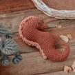 HIPOCAMPO . A Fiber Arts project by Príncipe del Crochet - 01.13.2021