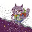 ANIMALS IN DANGER OF EXTINCTION PERU . Un proyecto de Diseño de personajes e Ilustración digital de Ilustronauta - 29.01.2021