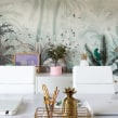 Una oficina en casa. Um projeto de Design de interiores de Antic&Chic - 22.09.2020