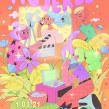Festival Hecho por Mujeres. Un proyecto de Diseño e Ilustración de Pamela Espino - 23.02.2021