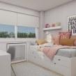 Dormitorios juveniles. A 3D, Interior Design, 3d modeling, Design 3D & Interior Decoration project by Alexandra Proaño Gonzales - 04.03.2021