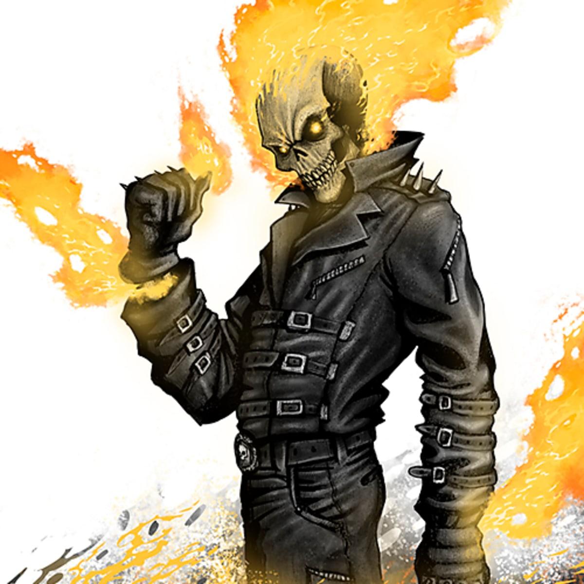Ghost Rider Domestika