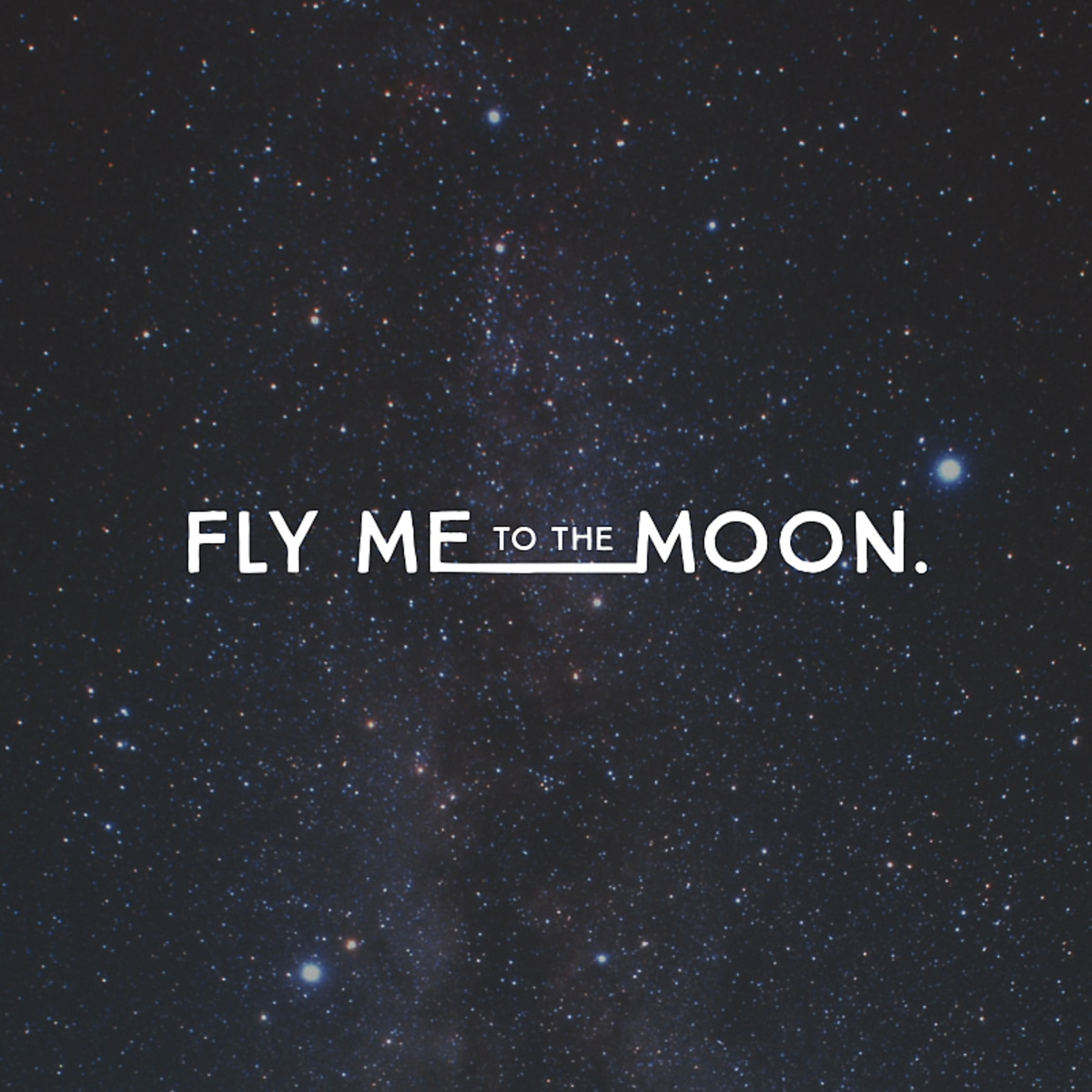 Me the fly moon to