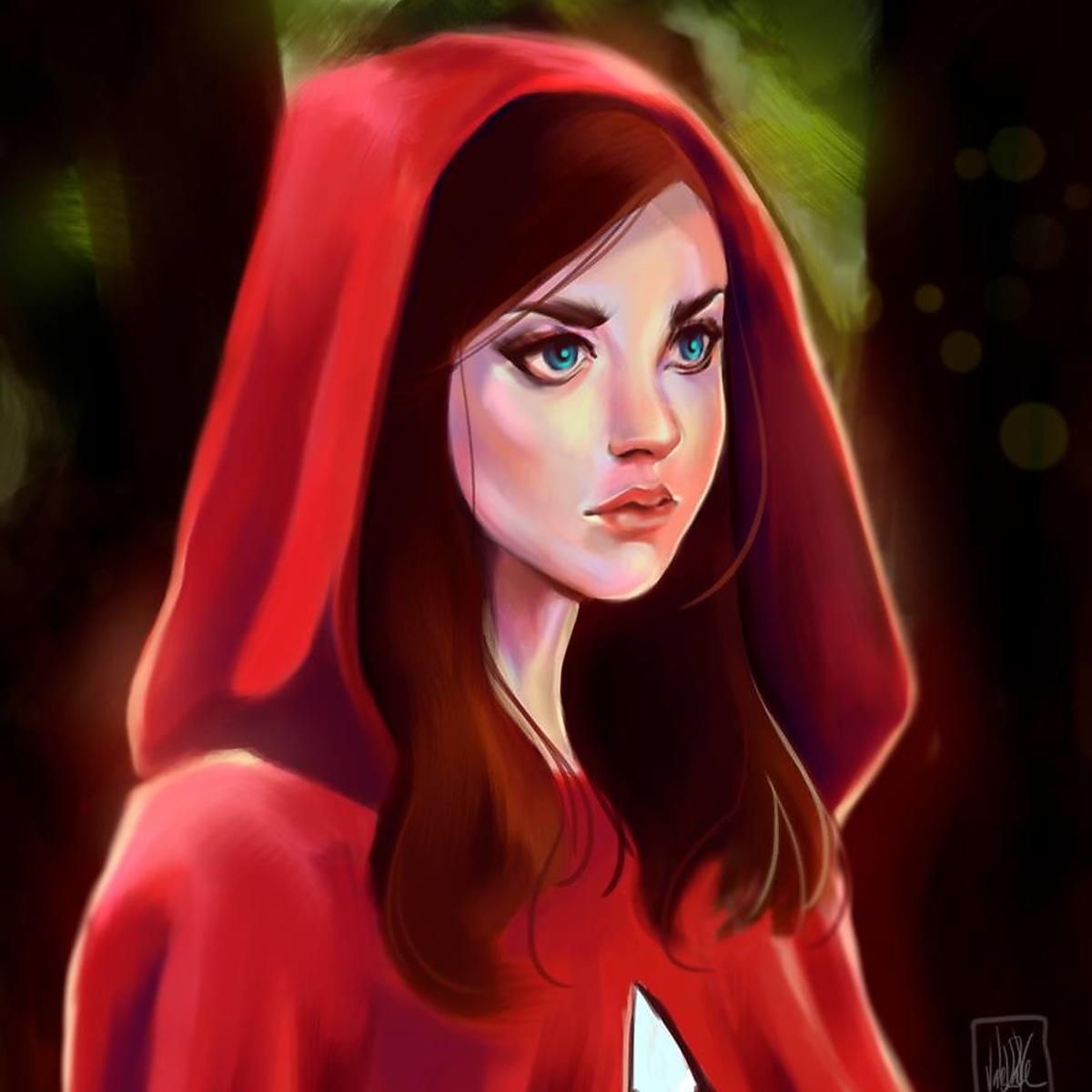 Caperucita Roja Real