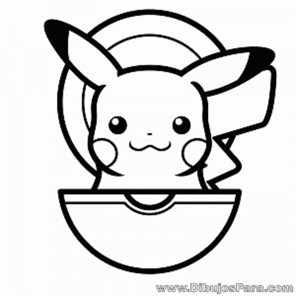 pikachu domestika