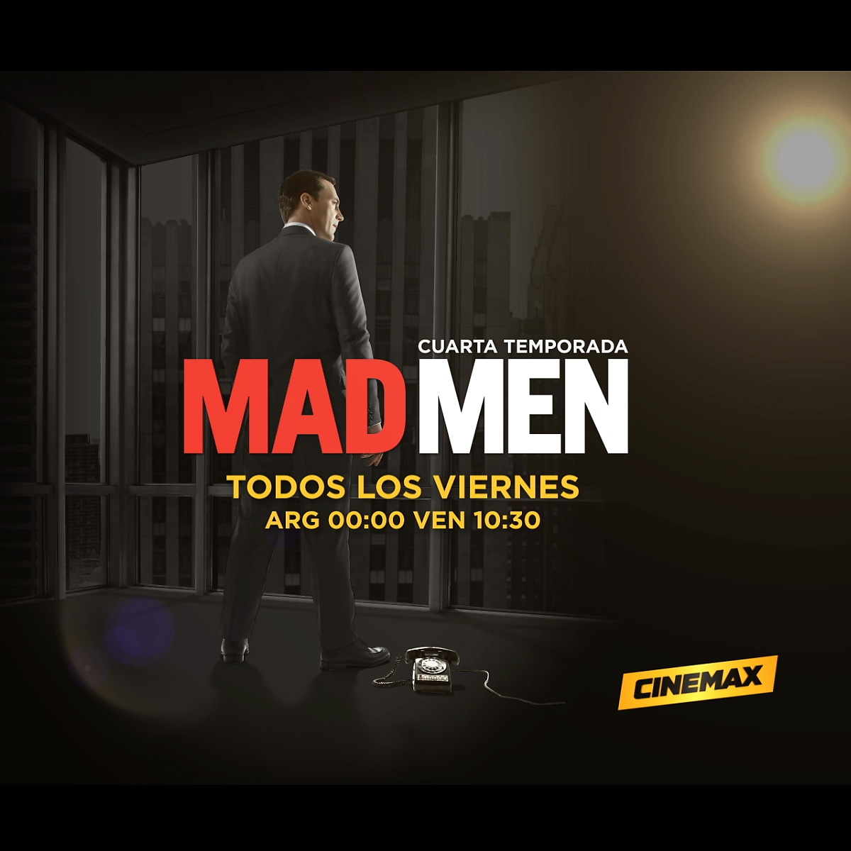 MAD MEN SEASON 4 - END PAGE | Domestika