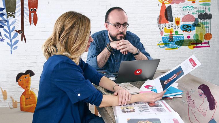 Keys for Creating a Professional Illustration Portfolio
