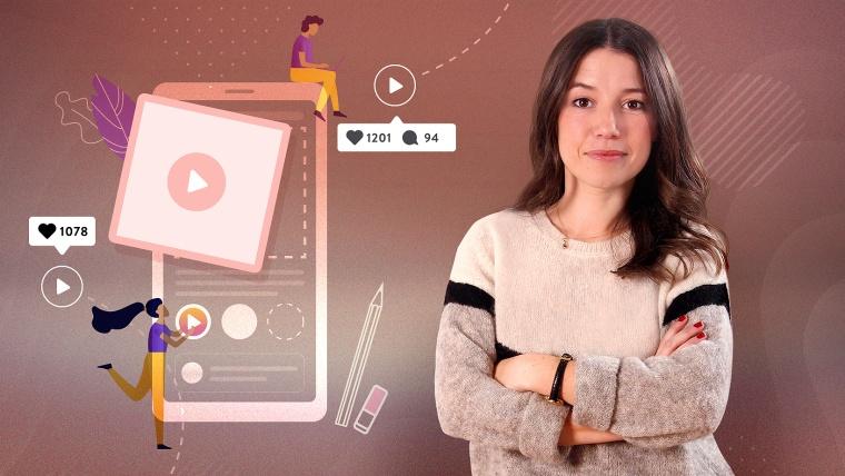 Audiovisual Storytelling For Social Media Josune Imizcoz Online Course Domestika