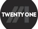 Twenty One Cycling logo
