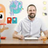Animación de logotipos y cabeceras. A 3D, and Animation course by Rubén García