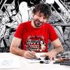 Técnicas de entintado para cómic e ilustración. Un curso de Ilustración de Sergio Bleda