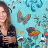 Creación y comercialización de patterns vectoriales. Um curso de Ilustração e Marketing e Negócios de Laura Varsky