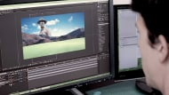 Retro Movement in After Effects. A 3D, and Animation course by Joseba Elorza