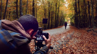 La luz fantasma: técnica de iluminación y tratamiento del color. Un curso de Fotografía y Vídeo de Ibai Acevedo