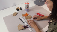 Visual handmade identity. A Design, and Craft course by Tatabi Studio