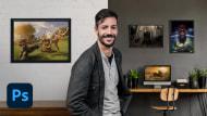 Fotografia criativa e fotocomposição com o Photoshop. Um curso de Fotografia e Vídeo de Pitu López