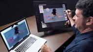 Rotoscopia: desenhe uma animação quadro a quadro. Um curso de 3D e Animação de Gonzalo Cordero de Ciria