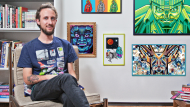 Illustration Techniques in Pixel Art. A Illustration course by Galamot Shaku