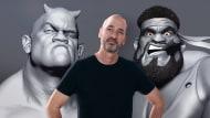 Modelado realista con ZBrush. Un curso de 3D y Animación de Rafa Zabala