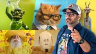 Direção criativa de um spot publicitário. Um curso de 3D, Animação, Fotografia e Vídeo de Javier Lourenço