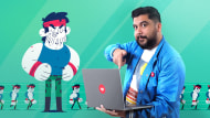 Basics of Character Animation with After Effects. A 3D, and Animation course by Yimbo Escárrega