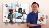 Collage digital para medios editoriales. Un curso de Diseño e Ilustración de Israel García Vargas
