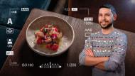 Técnicas de fotografía gastronómica publicitaria . Un curso de Fotografía y Vídeo de Alfonso Acedo