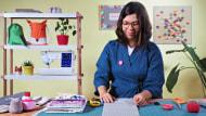 Couture élémentaire à la machine à coudre. Un cours de Craft de Julia Reyes Retana