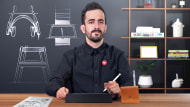 Methodology of Form-giving Design. A Design course by Adolfo Navarro