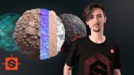 Introducción a la creación de texturas con Substance Designer. Un curso de 3D y Animación de Angel Fernandes