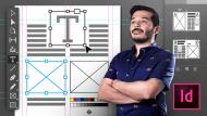 Introduction à Adobe InDesign. Un cours de Design de Javier Alcaraz
