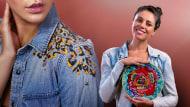 Creative Embroidery: The Stitch Revolution. A Craft course by Trini Guzmán (holaleon)
