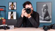 Guia prático para aprender a usar sua câmera digital do zero. Um curso de Fotografia e Vídeo de Antonio Garci