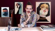 Técnicas de ilustración con acuarela digital. Un curso de Ilustración de Ricard López Iglesias