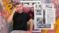Capturing Stories in Fantasy Comics. A Illustration course by Gabriel Rodríguez