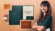 Faszinierendes Design von Firmenbriefpapier. A Design course by Menta Branding
