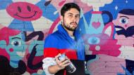 Urban Art: Von der digitalen Illustration bis zum großformatigen Wandbild. A Illustration course by Ceroker