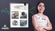 Creación de una tienda online con Shopify. Un curso de Marketing y Negocios de Rocio Carvajal