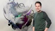 """Künstlerische Illustration mit experimentellen Techniken. A Illustration course by Javier Casas """"Moscko"""""""