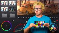 DaVinci Resolve zur Farbkorrektur. A Fotografie und Video course by Juanmi Cristóbal