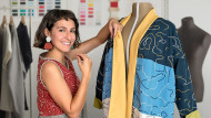 Designing Handicraft Garments from Scratch. A Craft course by Ofelia & Antelmo