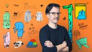 Animation en 2D de type humoristique. Un cours de Illustration, 3D , et Animation de Alexis Moyano