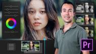 Introdução à correção de cores com o Adobe Premiere Pro. Um curso de Fotografia e Vídeo de Sergio Marquez