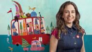 Illustration von Geschichten mit Papier. A Handarbeit und Illustration course by Estrellita Caracol