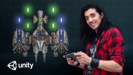Desenvolvimento de videogames shoot 'em up 2D com Unity. Um curso de 3D e Animação de Hernán Espinosa