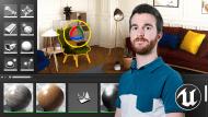 Einführung in Unreal Engine 4 zur Architekturvisualisierung. A Architektur, Raumgestaltung, 3-D und Animation course by Miguel Albo