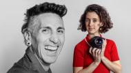 Porträtfotografie mit unerfahrenen Modellen. A Fotografie und Video course by Catalina Bartolomé